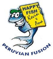 Happy fish tampa peruvian fusion for Plenty of fish tampa